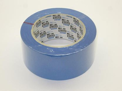 Picture of 3M Scotch Krepp-plakband 2090, blauw 50mmx50m