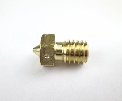 Picture of E3D Nozzle 0.40mm brass for 1.75mm filament